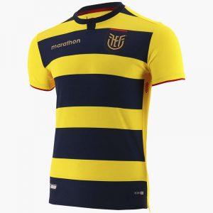 Equateur Copa America 2020 2021 maillot domicile football