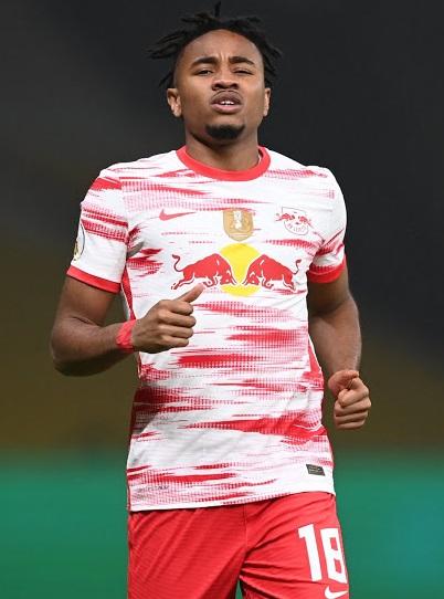 Leipzig 2022 maillot domicile