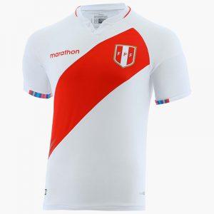 Perou Copa America 2020 2021 maillot de foot domicile