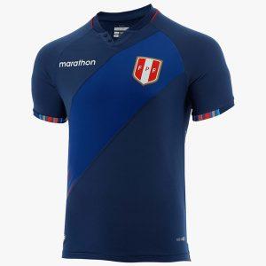 Perou Copa America 2020 2021 maillot de football exterieur