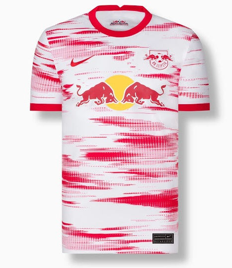 RB Leipzig 2022 nouveau maillot domicile