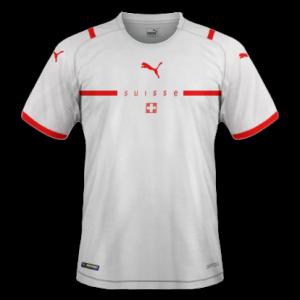 Suisse Euro 2020 nouveau maillot de foot exterieur