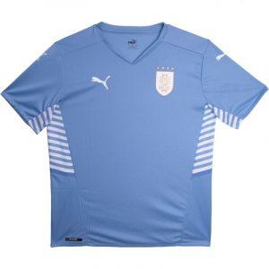 Uruguay Copa America 2020 2021 maillot de foot domicile