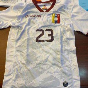 Venezuela Copa America 2020 2021 maillot de foot exterieur