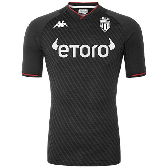 AS Monaco 2022 nouveau maillot exterieur de football