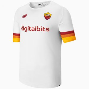 AS Roma 2022 nouveau maillot de foot exterieur