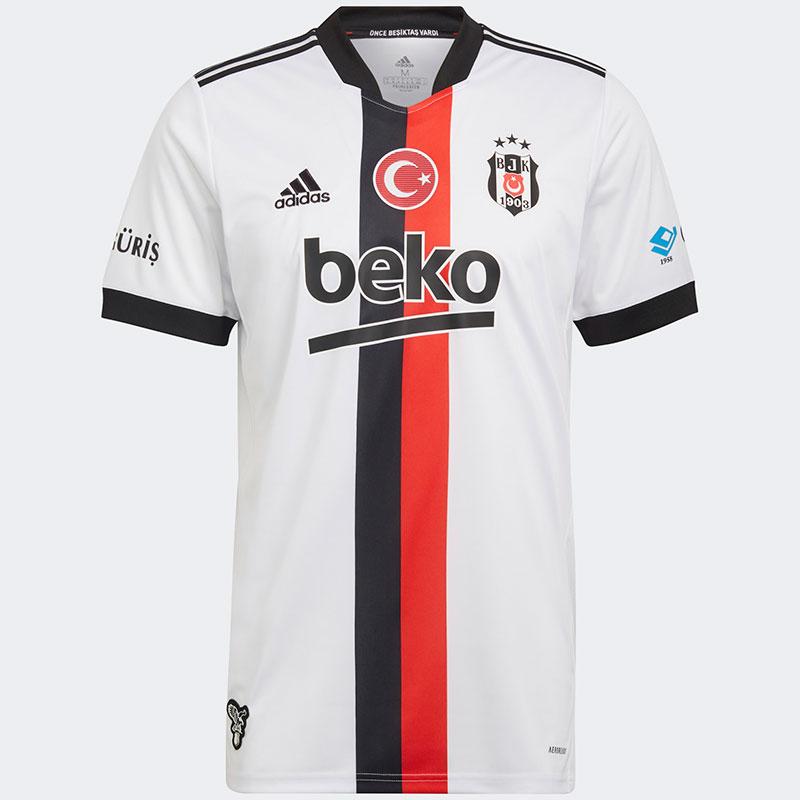 Besiktas 2022 maillot de foot domicile