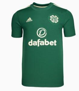Celtic 2022 maillot exterieur