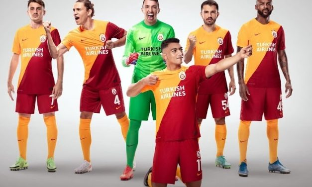 Galatasaray 2022 les 3 nouveaux maillots faits par Nike