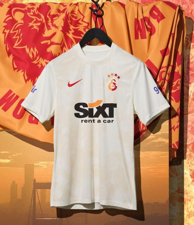 Galatasaray 2022 maillot de foot third