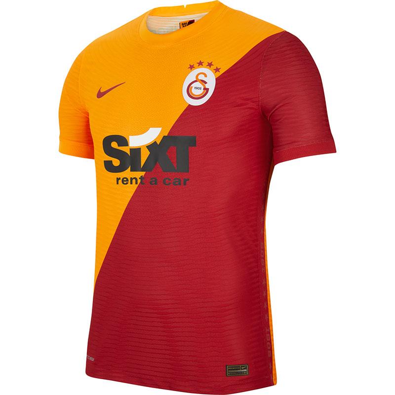 Galatasaray 2022 nouveau maillot de foot domicile officiel