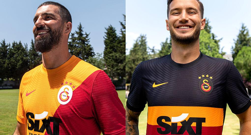Galatasaray 2022 nouveau maillots de foot