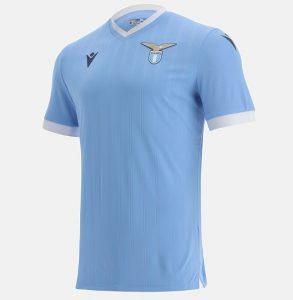 Lazio 2022 nouveau maillot domicile football