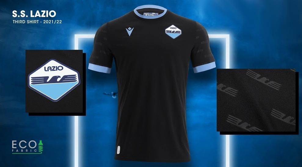 Lazio 2022 nouveau maillot third