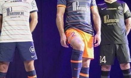 MHSC 2022 les nouveaux maillots Montpellier 2021-2022