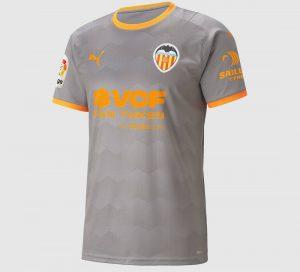Valencia CF 2022 quatrieme maillot fourth