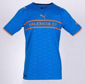 Valencia FC 2022 3eme maillot third football Valence