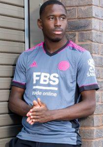 Leicester 2022 nouveau troisieme maillot third