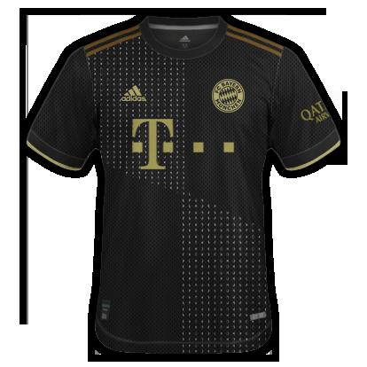 Bayern maillot extérieur 2020