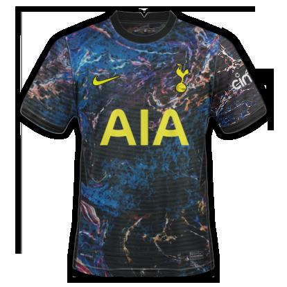 Tottenham maillot extérieur 2020