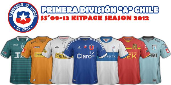 championnat maillots foot Chili Primera Division