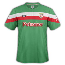 Maillot de foot 2012-2013 de atletic bilbao 3 ème