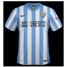 Maillot de foot 2014-2015 de malaga maillot domicile foot 2014 2015