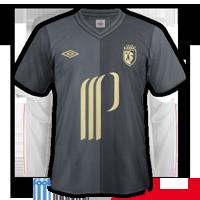 Maillot de foot 2012-2013 de lille 3 ème 2012 2013