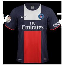 Maillot de foot 2013-2014 de paris domicile 2013 2014