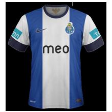 Maillot de foot 2011-2012 de porto  domicile