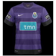 Maillot de foot 2011-2012 de porto  exterieur