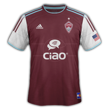 Maillot de foot 2014 de colorado maillot domicile 2014