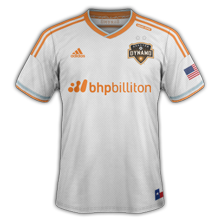 Houston Dynamo 2015 maillot extérieur football