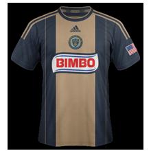 Union philadelphie maillot domicile 2015 Philadelphia Union