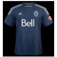 Vancouver  Whitecaps maillot extérieur 2015