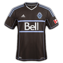 Vancouver Whitecaps 2015 maillot third