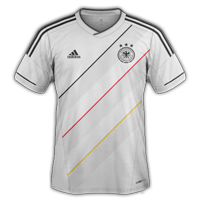maillot allemagne domicile euro 2012