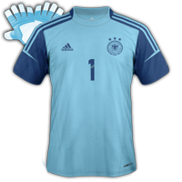maillot gardien allemagne euro 2012 foot