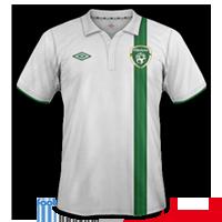 maillot irlande 2012 euro exterieur
