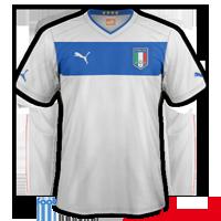 Italie exterieur Euro 2012