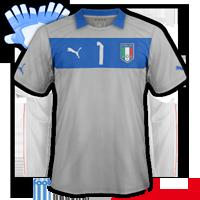 Italie gardien Euro 2012