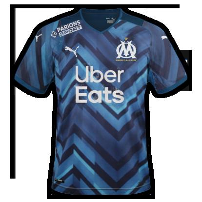 Marseille maillot extérieur 2020 OM