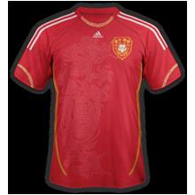 Maillot de foot 2011-2012 de chine  domicile