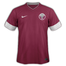 Maillot de foot 2011-2012 de qatar  domicile
