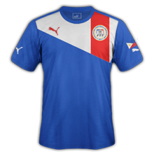 Maillot de foot 2013-2014 de philippines maillot foot domicile 2013 2014