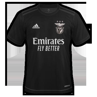 Benfica maillot extérieur 2021