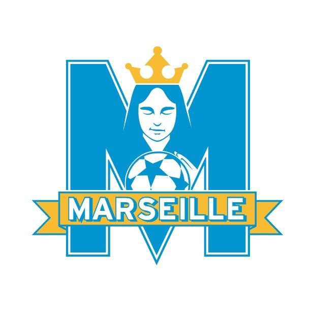 Bien connu Les blasons de Ligue 1 style américain Maillots Foot Actu JU75