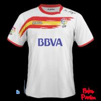 maillots foot Liga Espagne